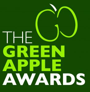 Hi Res Green Apple logo